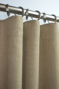 Tempo Wave Tape Curtains Made To Measure