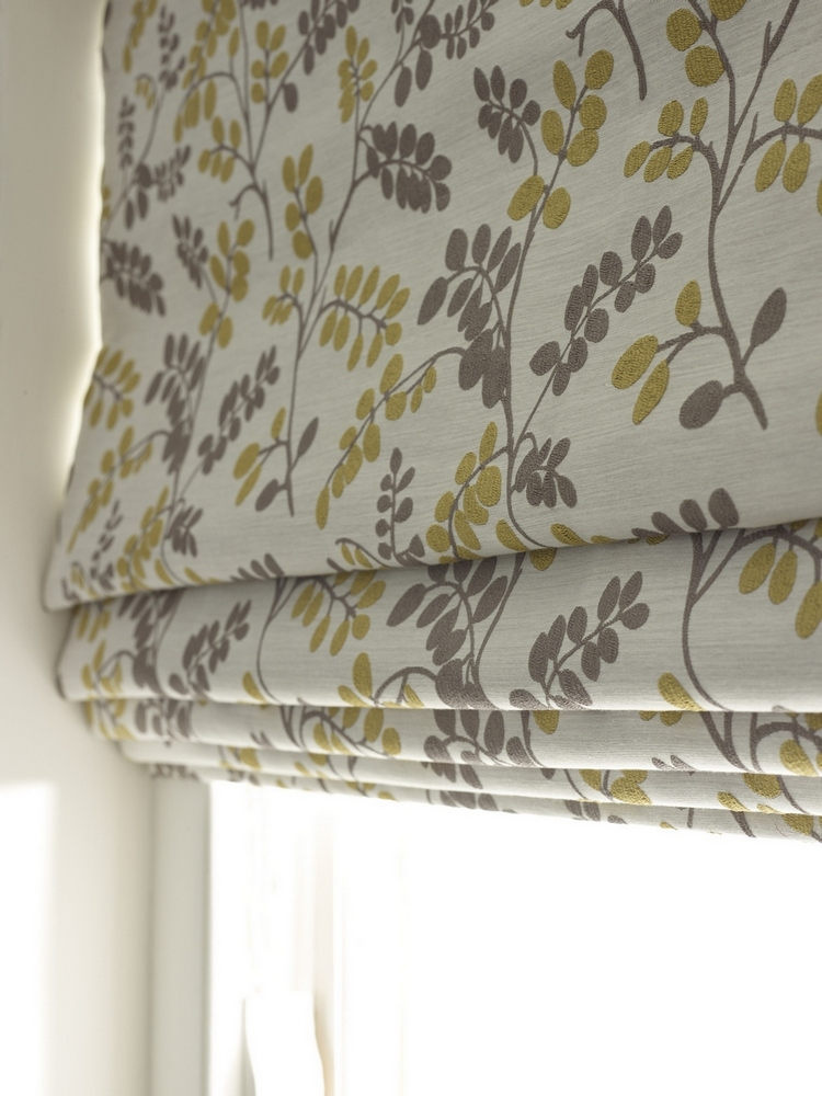 Luxury Made To Measure Roman Blinds Direct