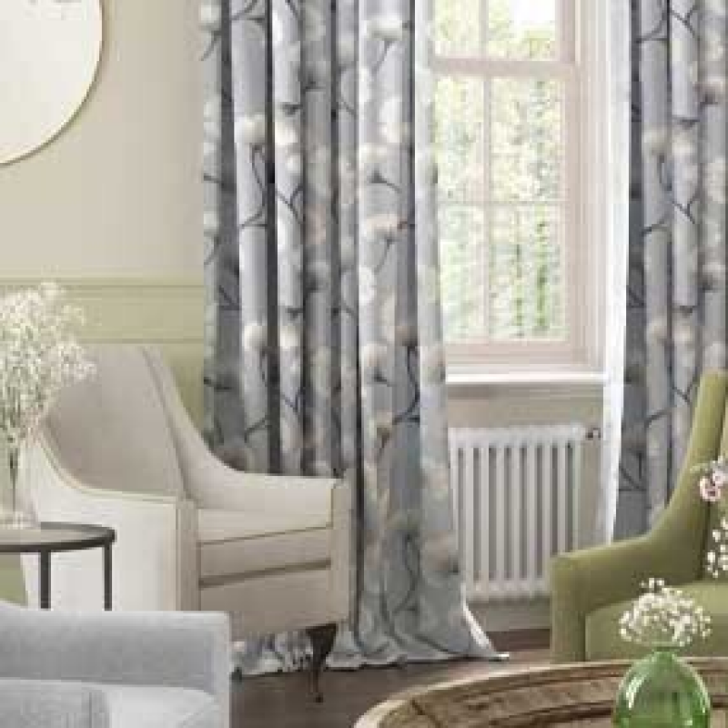 AW Made To Measure Roman Blinds Buscot