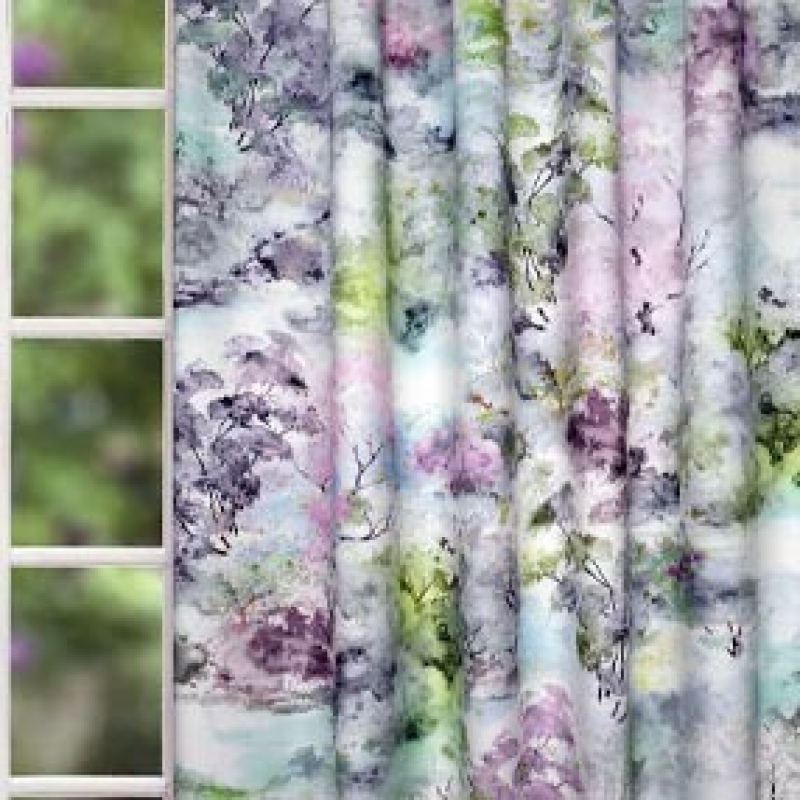 FN Made To Measure Curtains Giverny II
