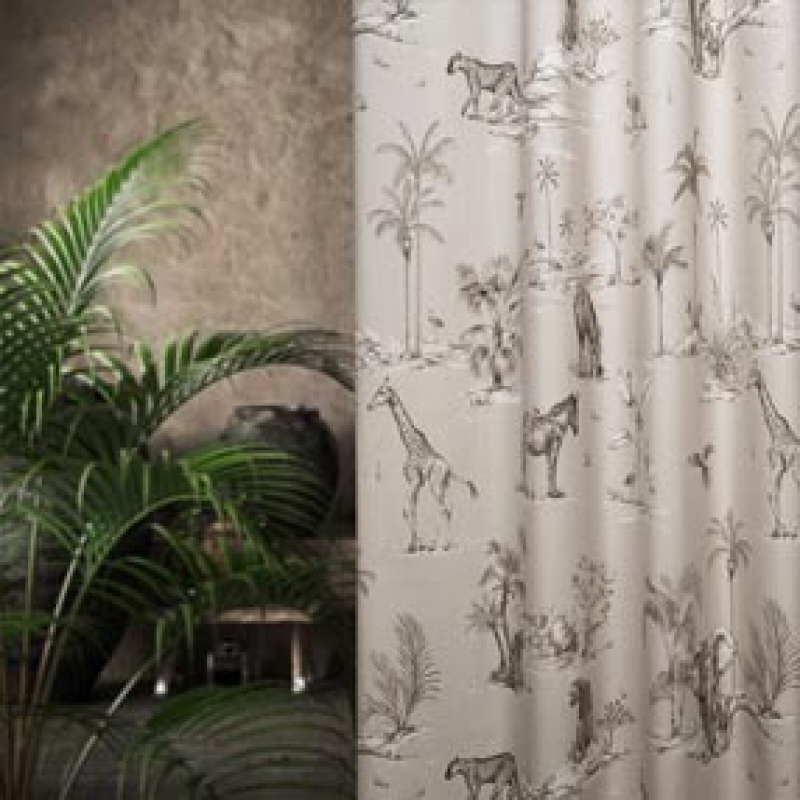 FN Made To Measure Curtains Serengeti