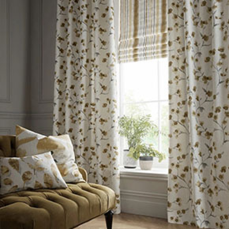 Fryetts Made To Measure Roman Blinds Como
