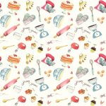 Bake off Cream Roller Blind