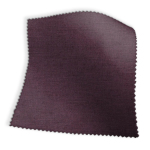 Clake & Clarke's Made To Measure Curtains Boston Aubergine Swatch
