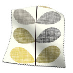 Made To Measure Curtains Orla Kiely Scribble Stem Seagrass