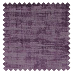 Made To Measure Roman Blinds Alessia Velvet Aubergine