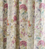 Voyage Country Hedgerow lined Pencil Pleat Ready Made Curtains