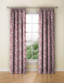 Made To Measure Curtains Eliza Mulberry A