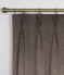 Pinch Pleat Curtains Pulse Velvet Charcoal