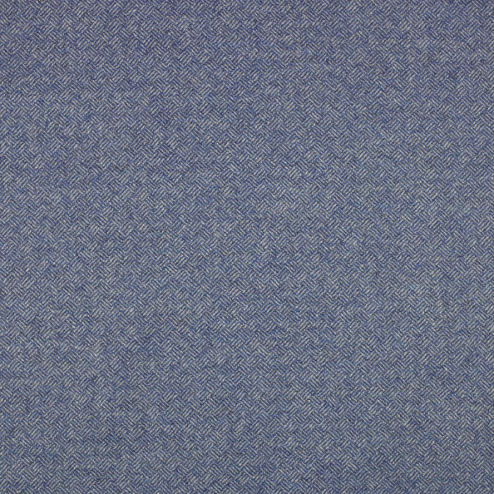 Made To Measure Curtains Parquet Denim Flat Image