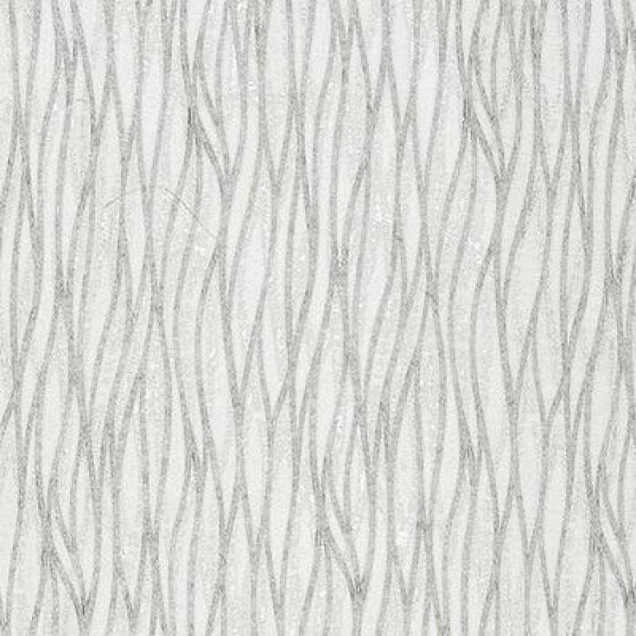 Made To Measure Curtains Linear Silver Flat Image