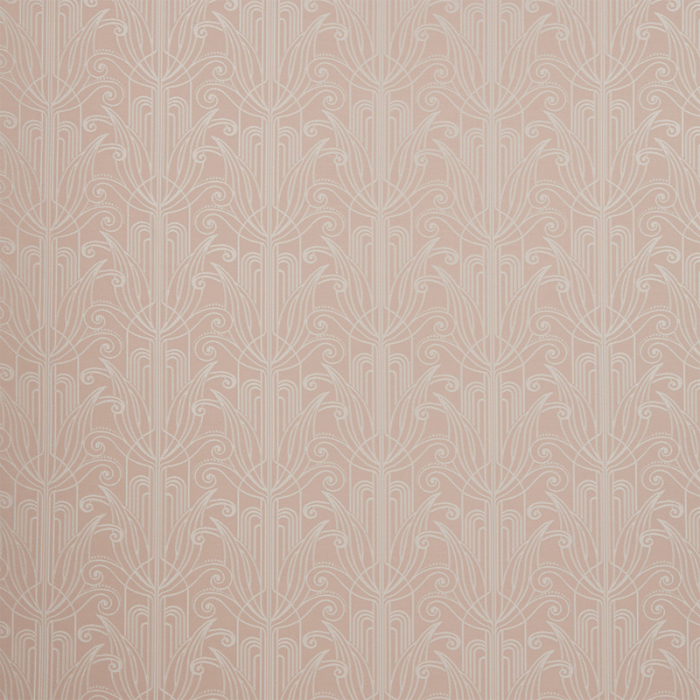 Made To Measure Roman Blinds Arcadia Rosedust Flat Image