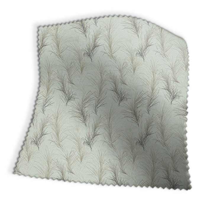 Made To Measure Roman Blinds Feather Boa Putty Swatch