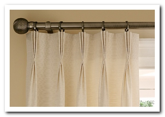 Pinch Pleat Curtain Header