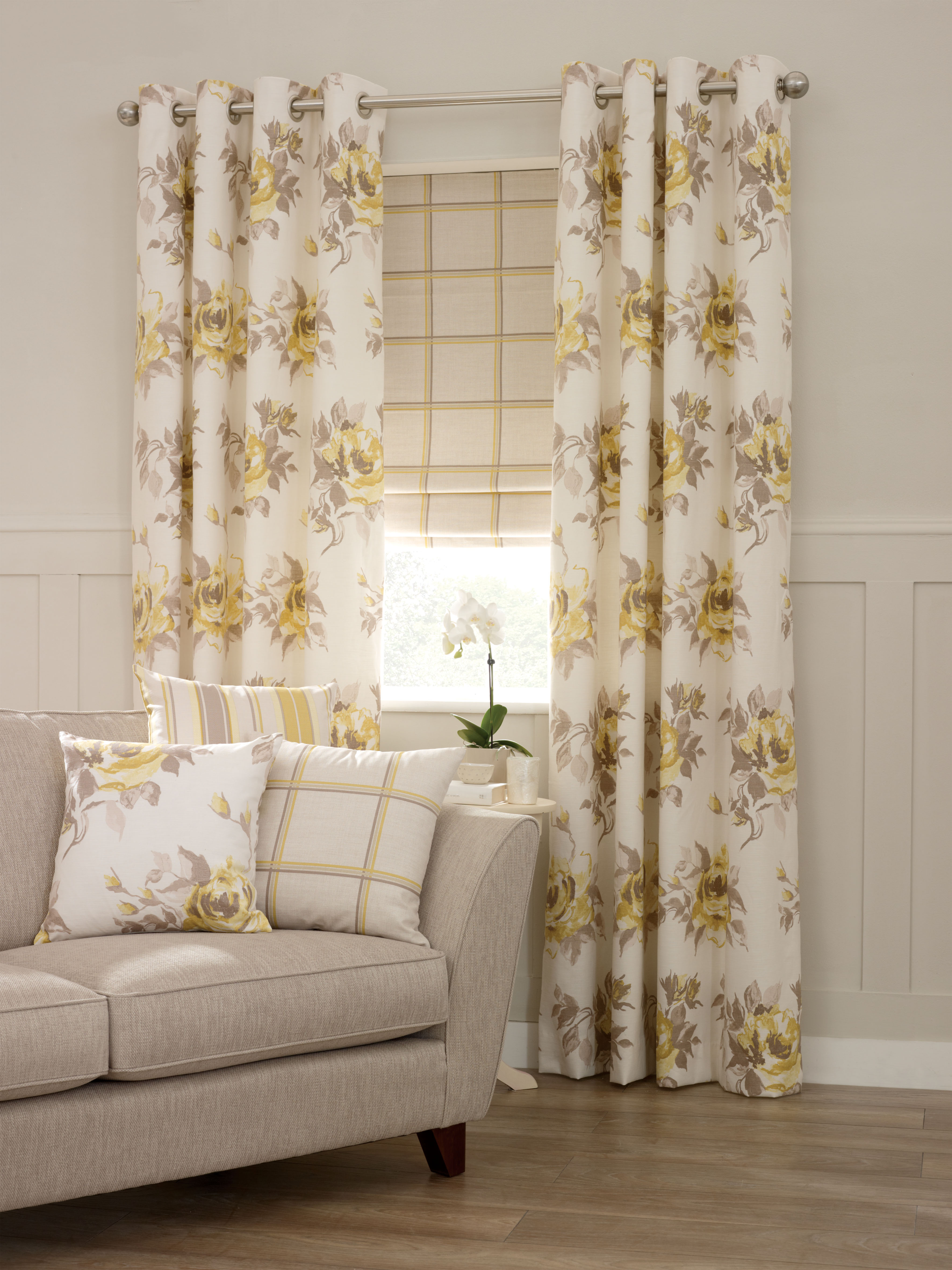 Made To Measure Curtains Belfield Furnishings Made To