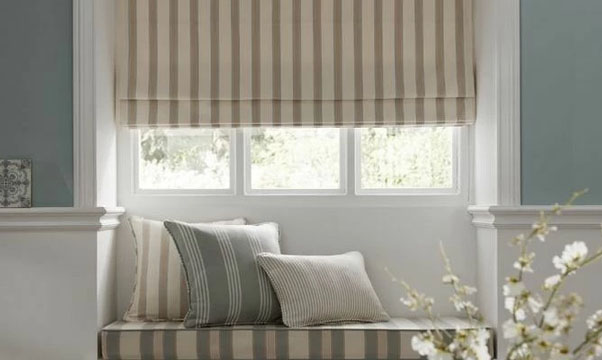 Made To Measure Roman Blinds Thumbnail