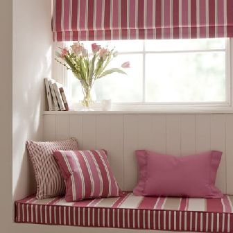 Made to measure roman blinds - Made in Britian